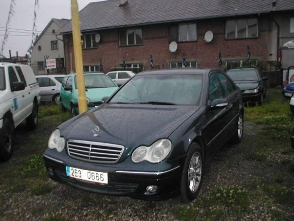 Mercedes-Benz Třída C 220 CDI automat, foto 1 Auto – moto , Automobily | spěcháto.cz - bazar, inzerce zdarma