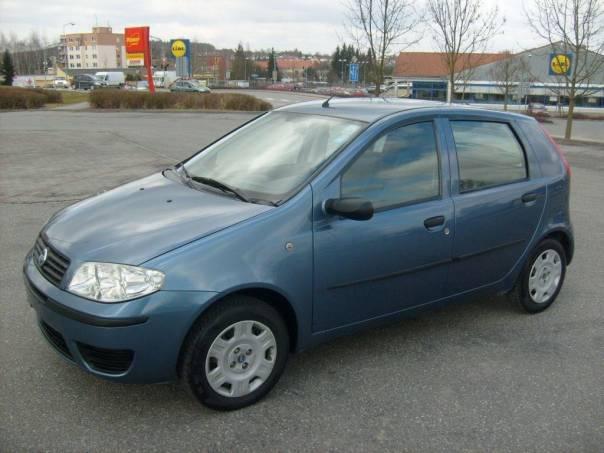 Fiat Punto 1.2i+LPG, foto 1 Auto – moto , Automobily | spěcháto.cz - bazar, inzerce zdarma