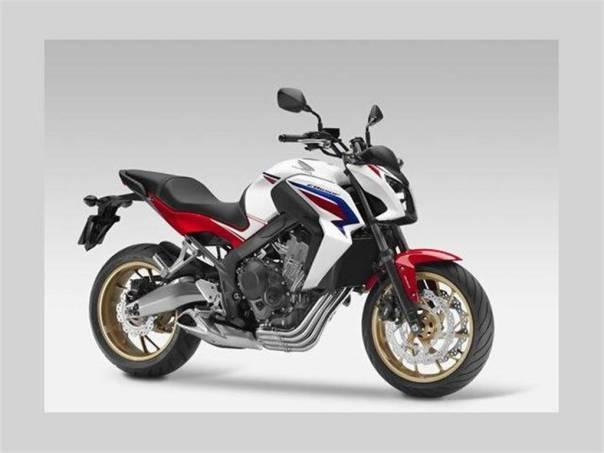 CB650F ABS, foto 1 Auto – moto , Motocykly a čtyřkolky | spěcháto.cz - bazar, inzerce zdarma