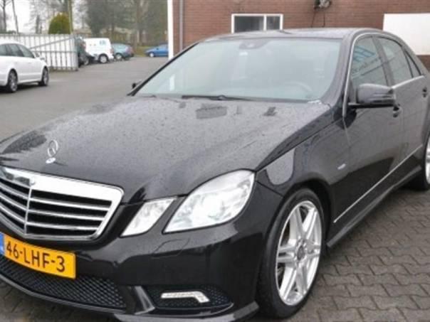 Mercedes-Benz Třída E 2,2   E 200 CDI AMG, foto 1 Auto – moto , Automobily | spěcháto.cz - bazar, inzerce zdarma