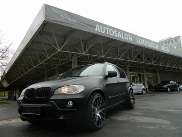 BMW X5 3.0SD M-Paket, foto 1 Auto – moto , Automobily | spěcháto.cz - bazar, inzerce zdarma