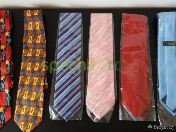 Prodám 6 značkových kravat Tie Rack a Carlo Italy, foto 1 Modní doplňky, Kravaty, motýlky | spěcháto.cz - bazar, inzerce zdarma