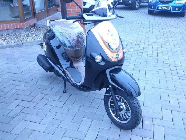 Kentoya  MIU 125 4T, foto 1 Auto – moto , Motocykly a čtyřkolky | spěcháto.cz - bazar, inzerce zdarma