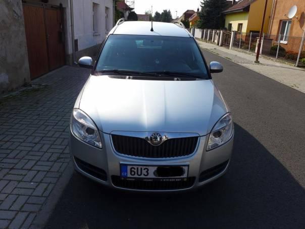 Škoda Roomster 1..4 16V LPG, foto 1 Auto – moto , Automobily | spěcháto.cz - bazar, inzerce zdarma