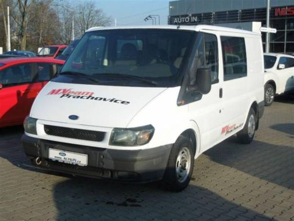 Ford Transit 2.0 TDDi 55 kW / 75 k přední 5 st. manuální, foto 1 Užitkové a nákladní vozy, Do 7,5 t | spěcháto.cz - bazar, inzerce zdarma