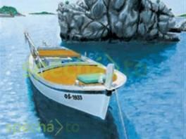Chcete mít kousek Chorvatska i doma?  Motiv loďka , Bydlení a vybavení, Design  | spěcháto.cz - bazar, inzerce zdarma