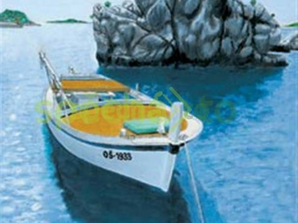 Chcete mít kousek Chorvatska i doma?  Motiv loďka, foto 1 Bydlení a vybavení, Design | spěcháto.cz - bazar, inzerce zdarma