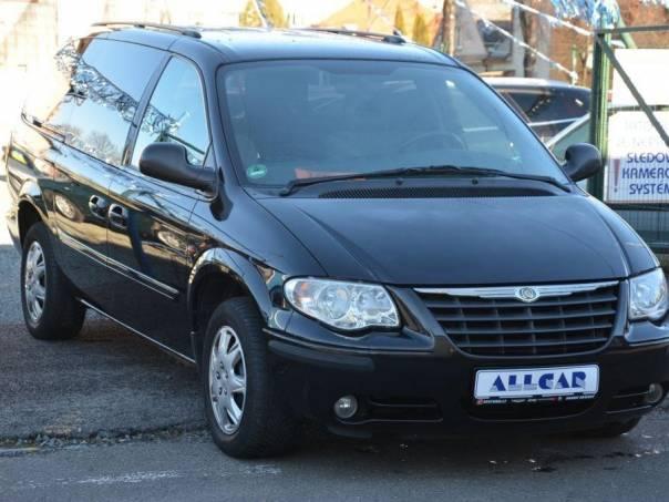 Chrysler Grand Voyager 2.8 CRD Limited StowenGo, foto 1 Auto – moto , Automobily | spěcháto.cz - bazar, inzerce zdarma