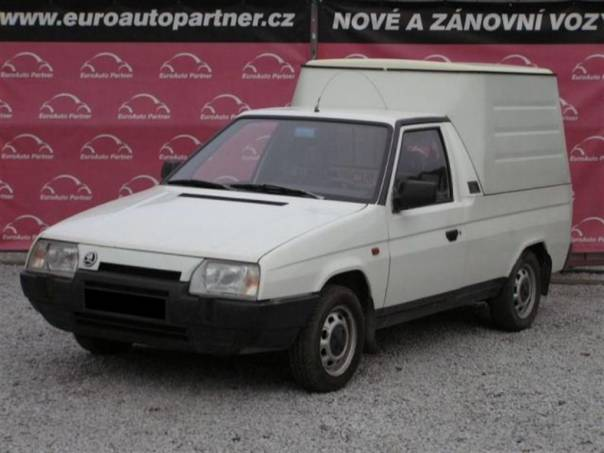 Škoda Felicia Pick-Up 135 1,3 LX 43 kW - zachovalý, foto 1 Užitkové a nákladní vozy, Do 7,5 t | spěcháto.cz - bazar, inzerce zdarma