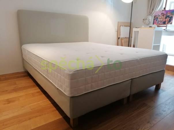 Postel IKEA Queen - nová, foto 1 Bydlení a vybavení, Postele a matrace | spěcháto.cz - bazar, inzerce zdarma