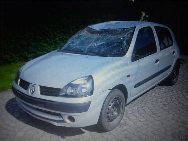 Renault Clio bourané, foto 1 Auto – moto , Náhradní díly a příslušenství | spěcháto.cz - bazar, inzerce zdarma