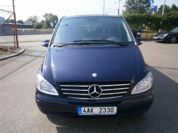 Mercedes-Benz Viano 2.2 CDI TREND LONG, foto 1 Auto – moto , Automobily | spěcháto.cz - bazar, inzerce zdarma