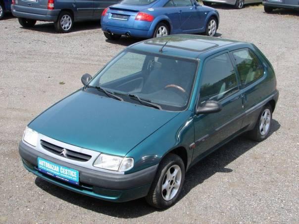 Citroën Saxo 1.1i Firio, foto 1 Auto – moto , Automobily | spěcháto.cz - bazar, inzerce zdarma