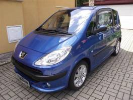 Peugeot 1007 1,6i * LPG* pneu * servis.kn. , Auto – moto , Automobily  | spěcháto.cz - bazar, inzerce zdarma