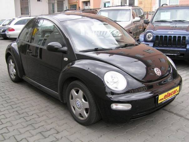 Volkswagen New Beetle 1.9 TDI, 74 kW, Serviska, foto 1 Auto – moto , Automobily | spěcháto.cz - bazar, inzerce zdarma