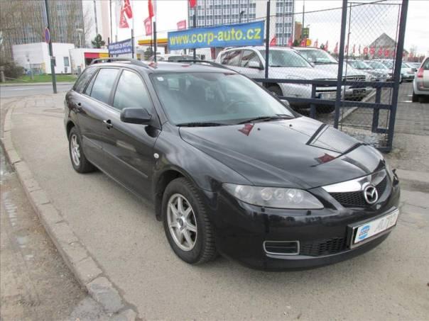 Mazda 6 2,0 DI,DIGI KLIMA,ALU , foto 1 Auto – moto , Automobily | spěcháto.cz - bazar, inzerce zdarma