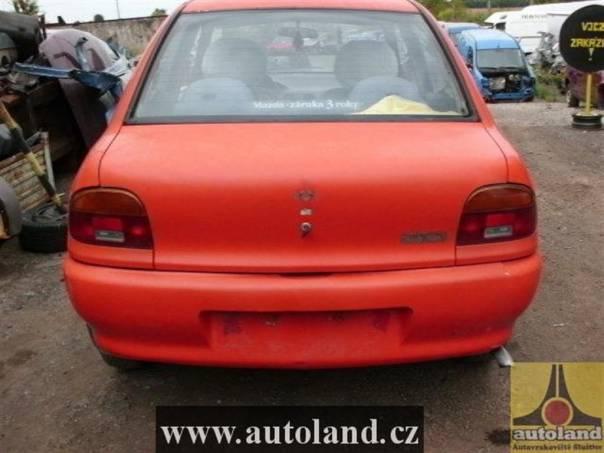 Mazda 121 1,3, foto 1 Náhradní díly a příslušenství, Ostatní | spěcháto.cz - bazar, inzerce zdarma