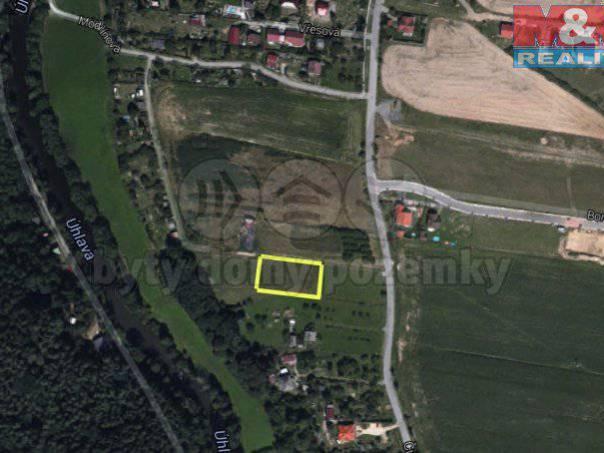Prodej pozemku, Štěnovice, foto 1 Reality, Pozemky | spěcháto.cz - bazar, inzerce