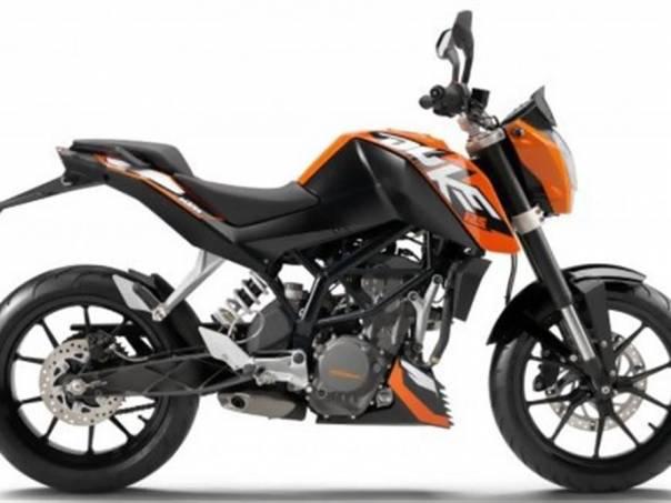 KTM  125 DUKE ORANGE 2015, foto 1 Auto – moto , Motocykly a čtyřkolky | spěcháto.cz - bazar, inzerce zdarma