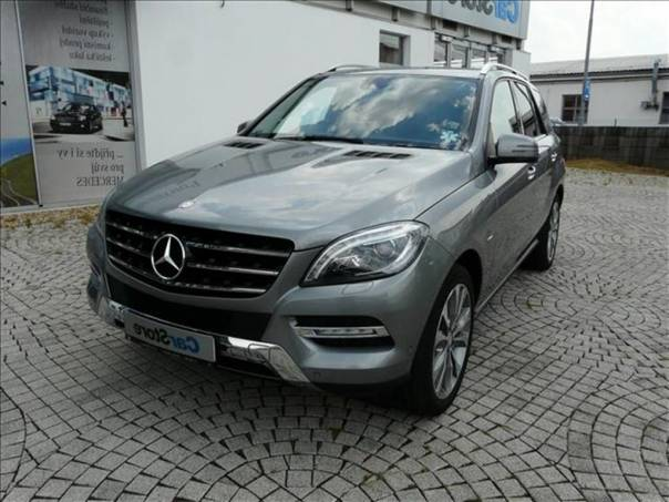 Mercedes-Benz Třída ML 3,0 ML 350 Blue TEC 4M, foto 1 Auto – moto , Automobily | spěcháto.cz - bazar, inzerce zdarma