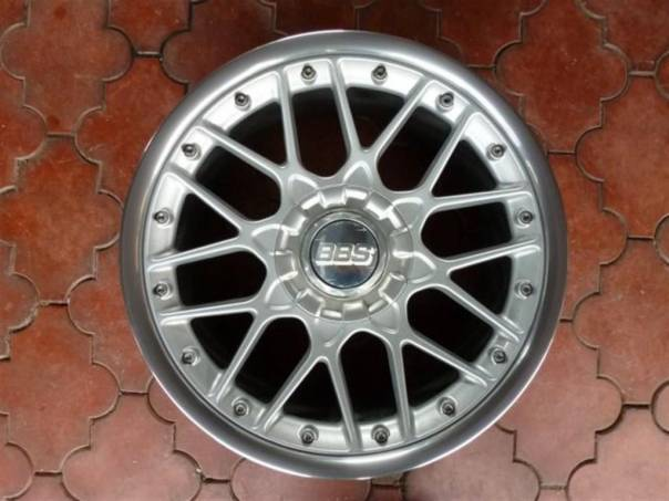 BMW  Sada Alu Kol BBS RS2 18, foto 1 Náhradní díly a příslušenství, Osobní vozy | spěcháto.cz - bazar, inzerce zdarma
