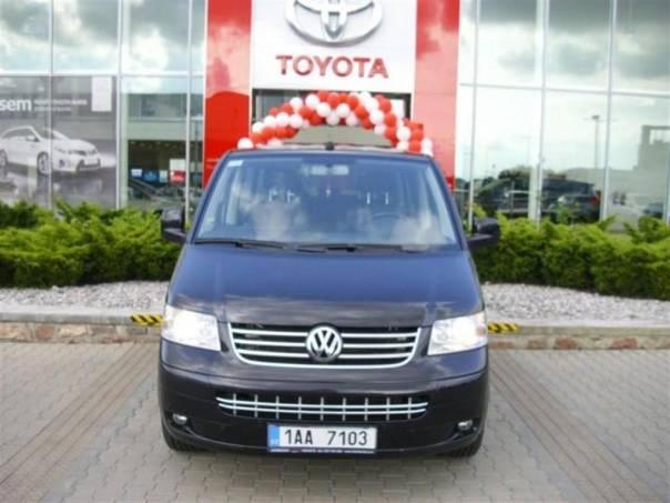 Volkswagen Multivan 2,5 tdi 128KW 2MAJ SER KN KŮŽE, foto 1 Auto – moto , Automobily | spěcháto.cz - bazar, inzerce zdarma