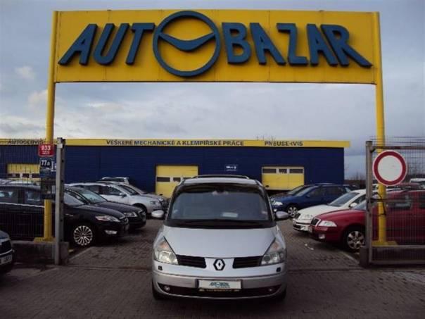 Renault Espace 2.2dCi Expression 110kw,1.MAJ.,SERV, foto 1 Auto – moto , Automobily | spěcháto.cz - bazar, inzerce zdarma