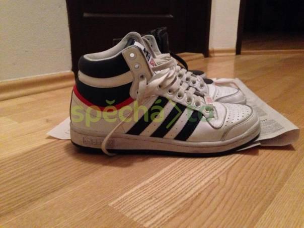 Dětské boty Adidas - kotníkové, foto 1 Móda a zdraví, Pánská obuv | spěcháto.cz - bazar, inzerce zdarma