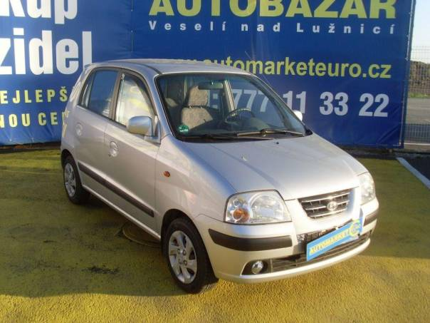 Hyundai Atos 1.1i, foto 1 Auto – moto , Automobily | spěcháto.cz - bazar, inzerce zdarma