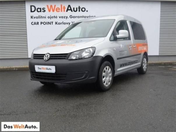 Volkswagen Caddy 1.6 TDI Trendline, foto 1 Užitkové a nákladní vozy, Do 7,5 t | spěcháto.cz - bazar, inzerce zdarma