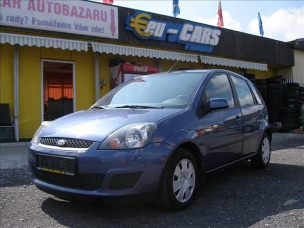 Ford Fiesta 1.25 LPG,  ,ABS,KLIMATIZACE, foto 1 Auto – moto , Automobily | spěcháto.cz - bazar, inzerce zdarma