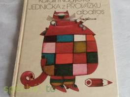 Jednička na provázku , Hobby, volný čas, Knihy  | spěcháto.cz - bazar, inzerce zdarma