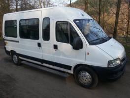 Fiat Ducato Bus   upravený  pro  invalidy
