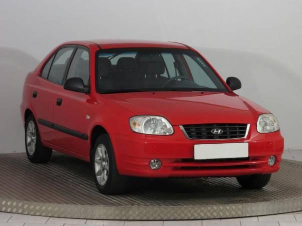 Hyundai Accent 1.3, foto 1 Auto – moto , Automobily | spěcháto.cz - bazar, inzerce zdarma