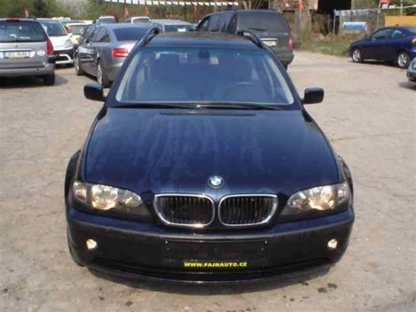 BMW Řada 3 2,0 320D,KLIMA,AUTOMAT,TOP!!!, foto 1 Auto – moto , Automobily | spěcháto.cz - bazar, inzerce zdarma