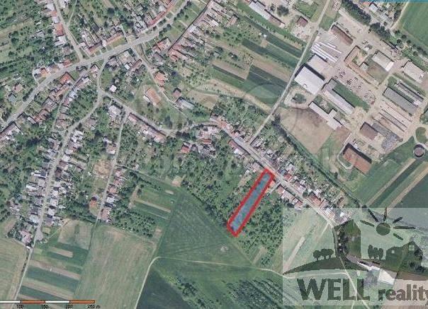 Prodej pozemku, Prusinovice, foto 1 Reality, Pozemky | spěcháto.cz - bazar, inzerce