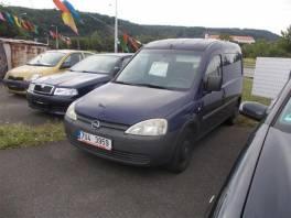 Opel Combo 1.7Di, KOUPENO V ČR , Auto – moto , Automobily  | spěcháto.cz - bazar, inzerce zdarma
