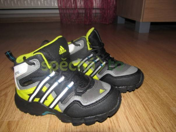 Dětské trekové boty  09a2797b4d2