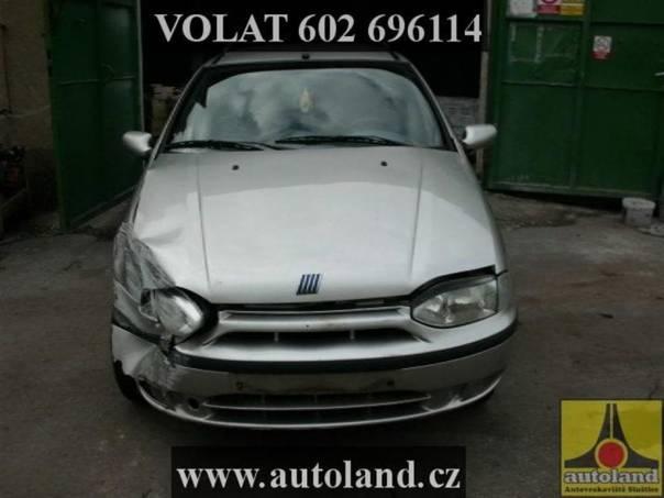 Fiat Palio 1,7, foto 1 Náhradní díly a příslušenství, Ostatní | spěcháto.cz - bazar, inzerce zdarma