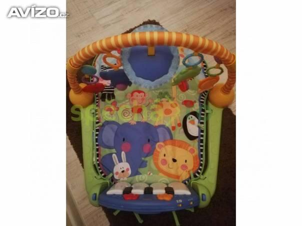 Prodám hrací deku s pianem zn. Fisher Price , foto 1 Pro děti, Hračky | spěcháto.cz - bazar, inzerce zdarma