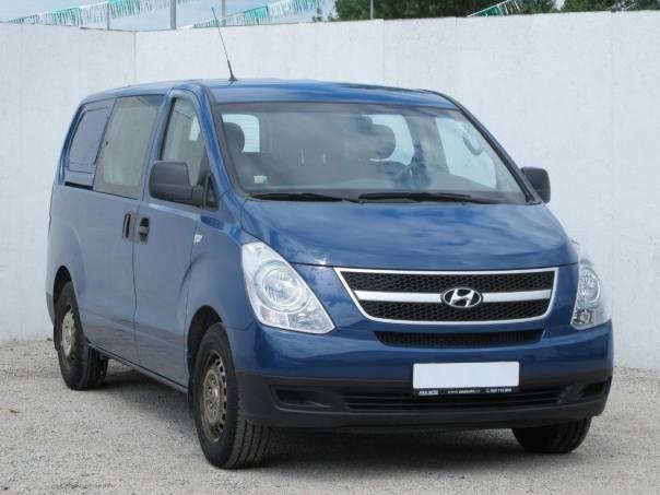 Hyundai H-1 2.5 CRD, foto 1 Užitkové a nákladní vozy, Do 7,5 t | spěcháto.cz - bazar, inzerce zdarma