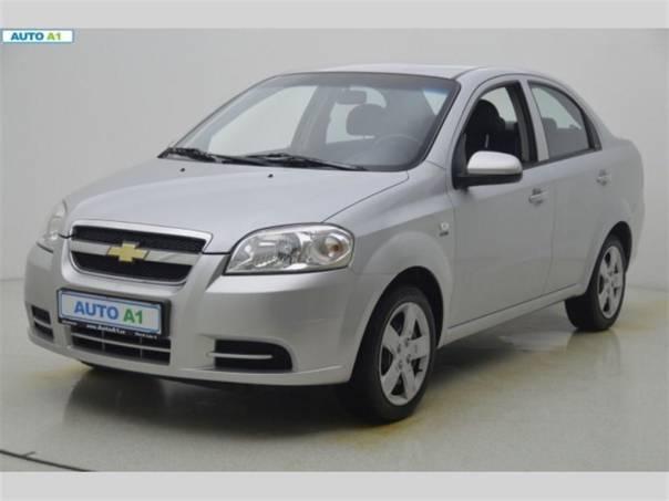 Chevrolet Aveo 1.2 Klima, ČR, foto 1 Auto – moto , Automobily | spěcháto.cz - bazar, inzerce zdarma