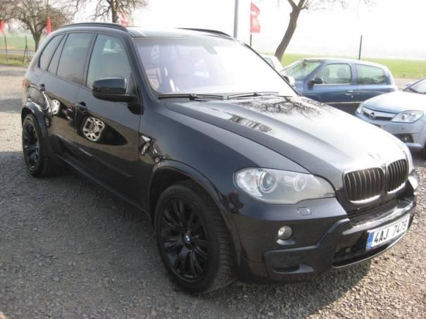 BMW X5 3.0d M-paket, foto 1 Auto – moto , Automobily | spěcháto.cz - bazar, inzerce zdarma