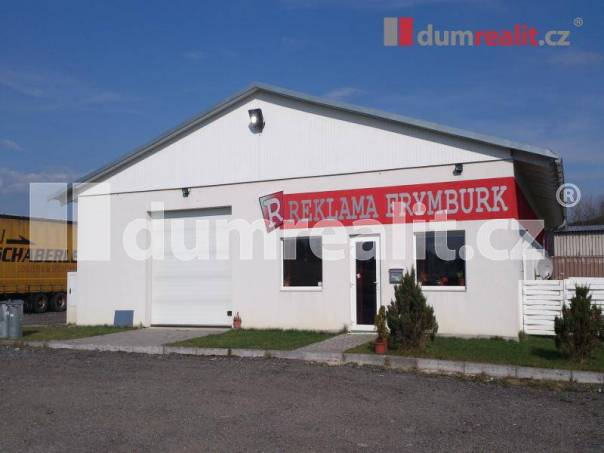 Prodej nebytového prostoru, Frymburk, foto 1 Reality, Nebytový prostor   spěcháto.cz - bazar, inzerce