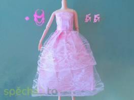 NOVÉ! Set pro panenku Barbie, šaty+boty+náhrdelník+náramek , Pro děti, Hračky  | spěcháto.cz - bazar, inzerce zdarma