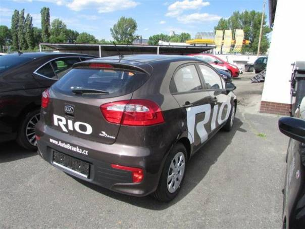 Kia Rio 5DR UB 1,25 CVVT COMFORT (, foto 1 Auto – moto , Automobily | spěcháto.cz - bazar, inzerce zdarma