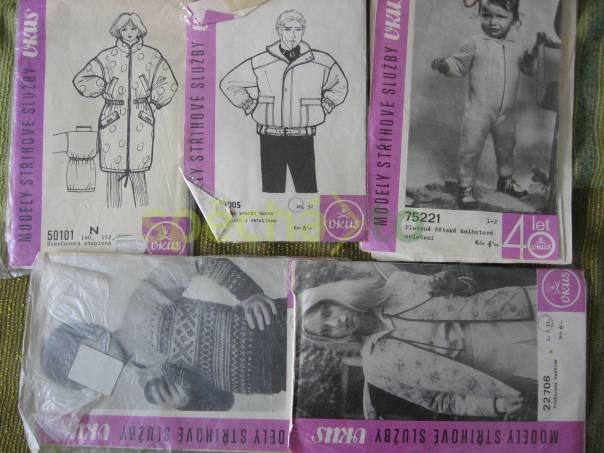 Pro šikovné ručičky, šití, pletení -Retro , foto 1 Hobby, volný čas, Ruční práce a výrobky | spěcháto.cz - bazar, inzerce zdarma
