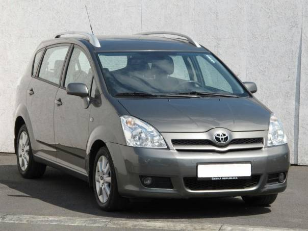 Toyota Corolla Verso 2.2 D-4D, foto 1 Auto – moto , Automobily | spěcháto.cz - bazar, inzerce zdarma