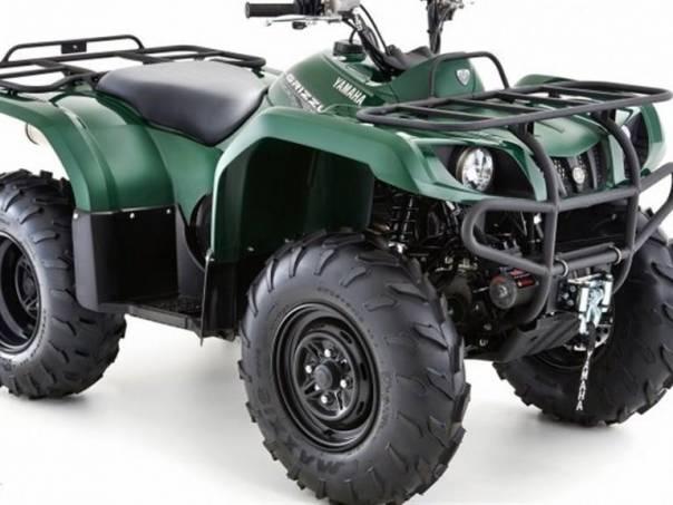 Yamaha  YFM 350 Grizzly 4x4 2014, foto 1 Auto – moto , Motocykly a čtyřkolky | spěcháto.cz - bazar, inzerce zdarma