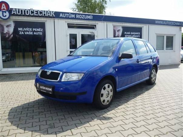 Škoda Fabia 1,4 MPI, TAŽNÉ, KLIMATIZACE, ASR, foto 1 Auto – moto , Automobily | spěcháto.cz - bazar, inzerce zdarma